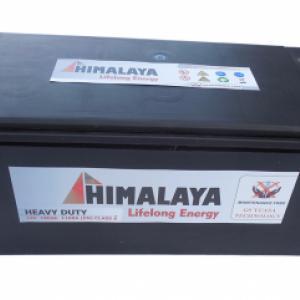 HIMALAYA 12V 180Ah Curent de pornire (A) 1100
