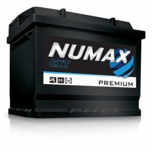 Numax Premium 12v 60Ah EN 480
